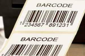 Ontario Labels - Barcode Sticker